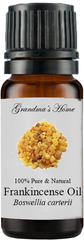 Grandma's Home Essential Oils - 100% Pure Therapeutic Grade (Frankincense, 10 mL)