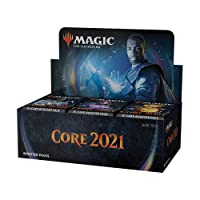 Magic: The Gathering Core Set 2021 (M21) Draft Booster Box   36 Booster Packs (540...