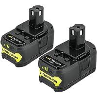 Powayup 2 * 18V 5.0Ah Li-ion Batería