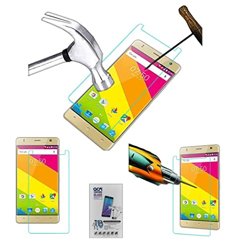 Acm Tempered Glass Screenguard for Zopo Color F5 Screen Guard Scratch Protector Screen guards