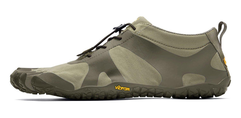 Vibram FiveFingers V de calcetines de dedos Alpha Women + - Set - Mujer Senderismo de dedos Zapatos/Bar Soporte con Gratis Calcetines de cinco dedos: ...