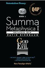 God and Evil: Religious Man (Summa Metaphysica Book 1)