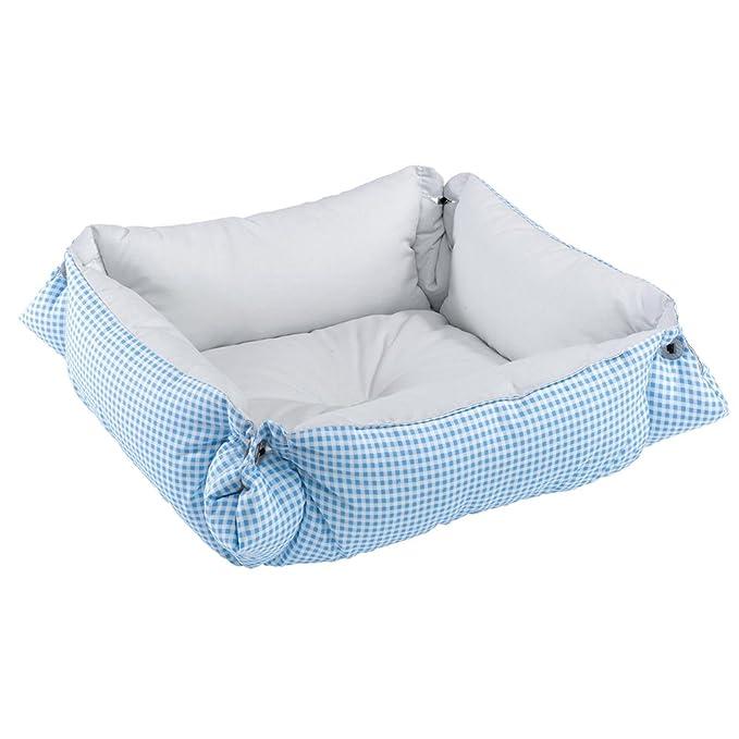 Ferplast kazten de y perros cama de algodón, acolchado ...