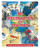 80 Weltkarten zum Staunen: So hast du die Welt noch nie gesehen!