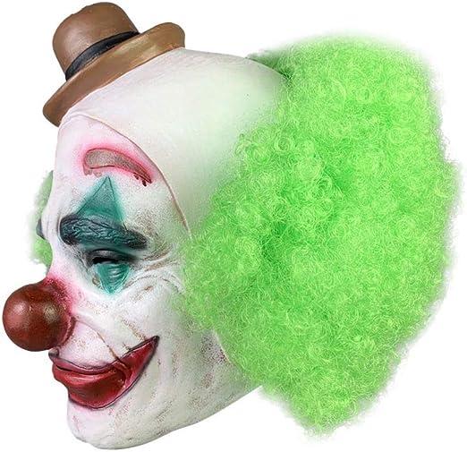Yalatan Máscara de cubierta de cabeza de miedo de Halloween ...