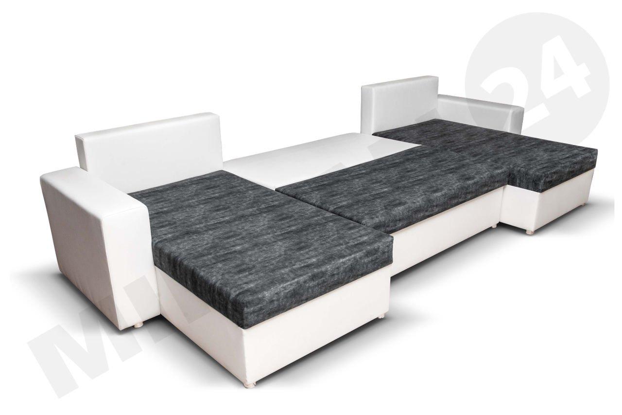 Mirjan24 Ecksofa Sofa Couchgarnitur Couch Rumba Style