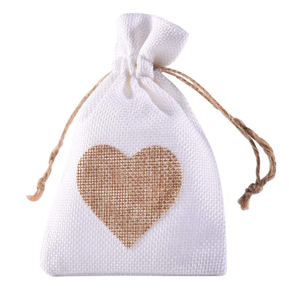 bolsita de tela dulces
