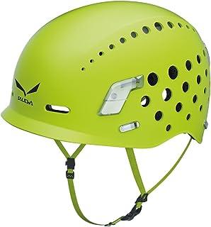 Salewa Duro Helmet - Casque d'escalade, Unisex, Vert, L/XL SALEWA - Casque - Duro Helmet Vert citron 00-0000002286
