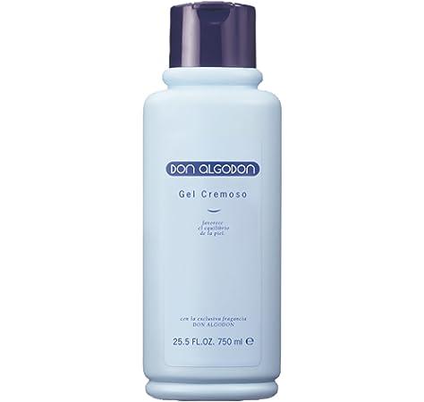 Don Algodon Shower Gel Creamy 750 ml: Amazon.es: Belleza