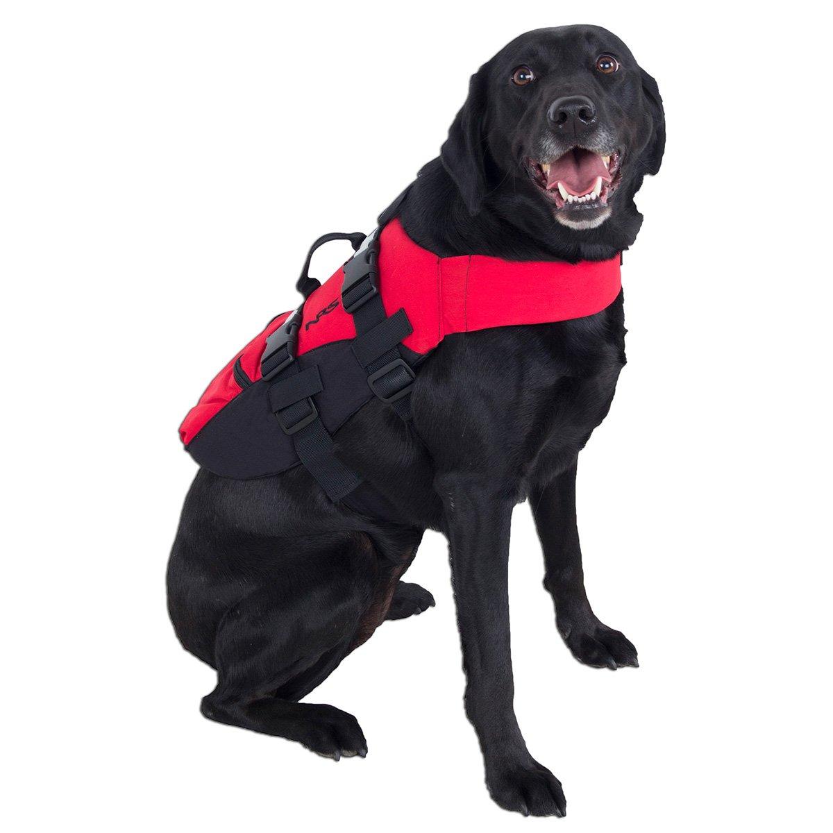 NRS CFD - Dog Life Jacket Red Medium