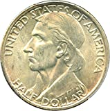 1934 P Silver Commems (1892-1954) Boone Half Dollar MS64 PCGS+