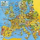 200 Piece Map Of Europe Jigsaw