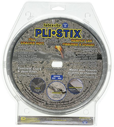 DALTON ENTERPRISES 35100 Pli-Stix Driveway Crack & Joint Filler, Gray