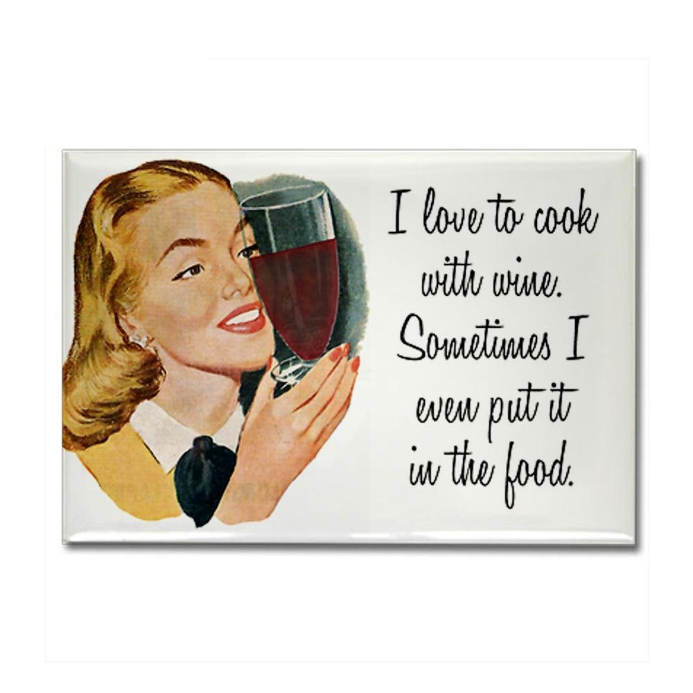 I love to cook with wine..