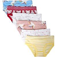 0560e0eafba4 Closecret Kids Series Baby Soft Cotton Panties Little Girls' Assorted  Briefs(Pack of 6