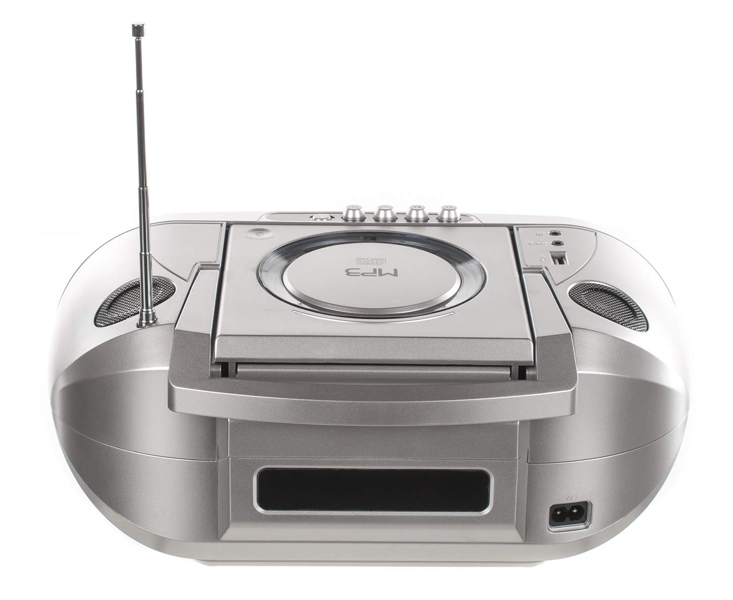 Dual P 200/cassetta DAB Radio con lettore CD/ /Radio DAB /boom box/ /CD/ /Altoparlante stereo/ /connessione USB/ /Ingresso AUX/ + /Re //FM/