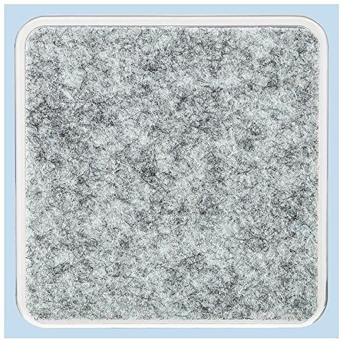 - transparent haggiy Soutien pour piano//meuble 4 pi/èces tr/ès solide De tr/és haute qualit/é 60x60 mm