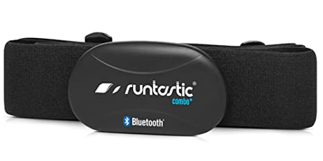 runtastic Blutooth Combo Brustgurt (Bluetooth Smart + 5,3 ...