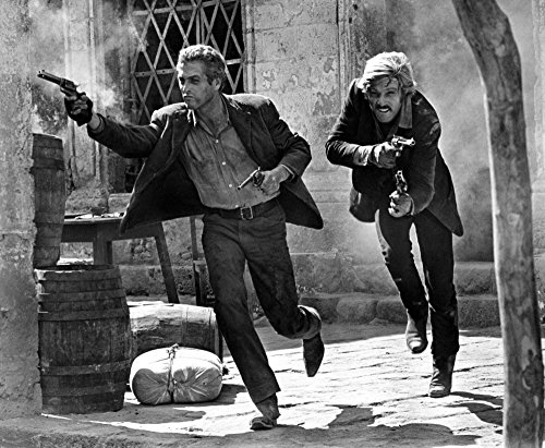 Butch Cassidy And The Sundance Kid Photo Print (20 x 16) (Real Butch Cassidy And The Sundance Kid Photos)