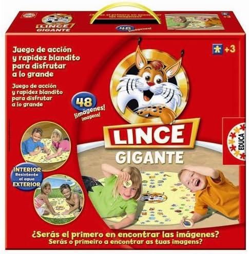 Educa Borrás Lince Gigante: Amazon.es: Juguetes y juegos