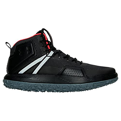 new style 0f86f c3805 Under Armour Fat Tire Mid 1296611-001 Black/Sty/Black Size ...