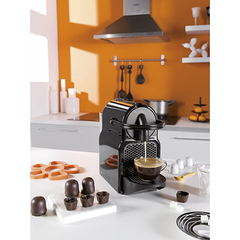 Nespresso Magimix Inissia M105 - Zwart: Amazon.co.uk: Kitchen & Home