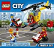 LEGO 60100 City Airport Starter Set, Building Kit (81 Piece) by LEGO