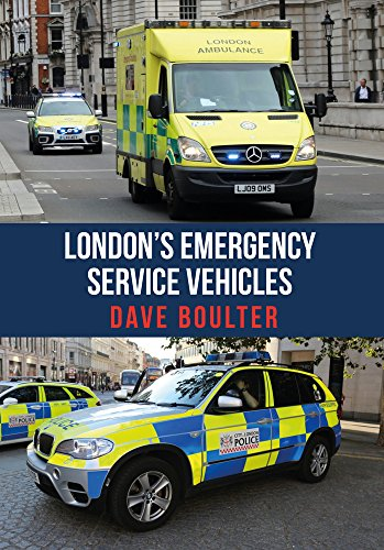 Review London's Emergency Service Vehicles