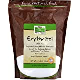 Now Foods, Erythritol, Natural Sweetener, 2.5 lbs (1134 g)