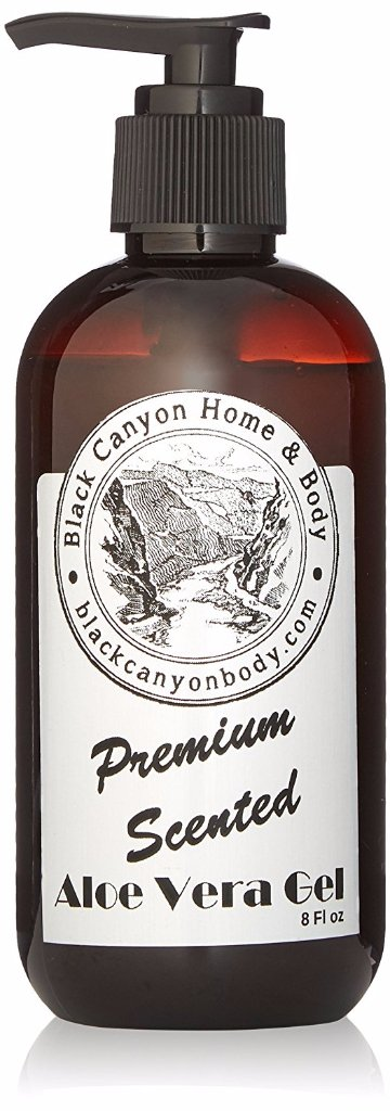 Black Canyon Friday Hemp Seed Oil Aloe Vera Gel, 8 Oz