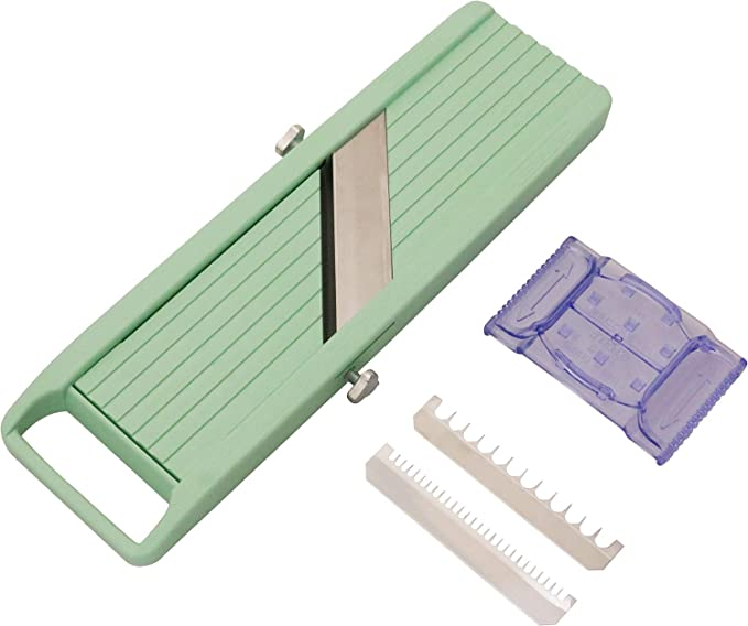 Vegetable Slicer Green (Old Version)