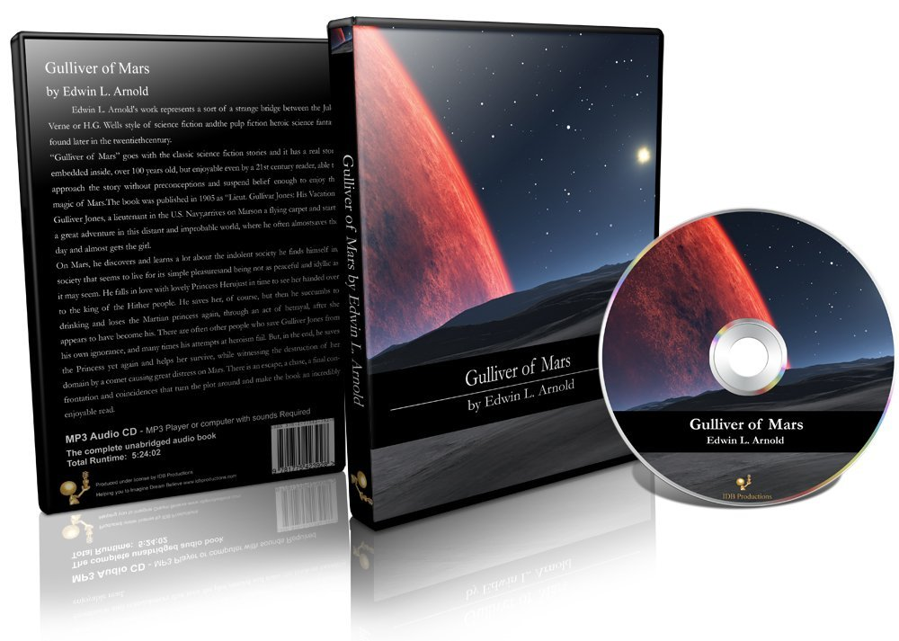 Gulliver of Mars ebook