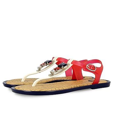 Gioseppo Women s Ochiba 40106 navy Shoes with Strap B073LPJHXB