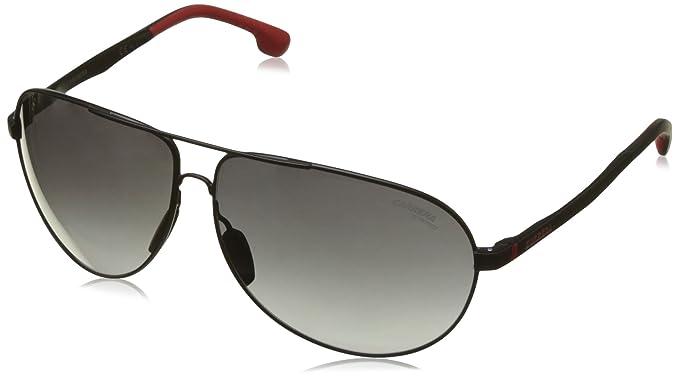 Carrera 8023/S 9O Gafas de sol, Matt Black, 65 Unisex-Adulto ...