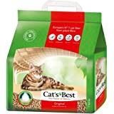 Cats Best Oko Plus Clumping Litter, 4.3 kg