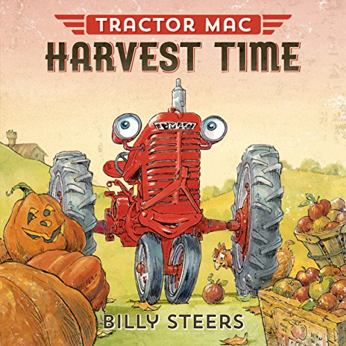 Tractor Mac Harvest Time ()