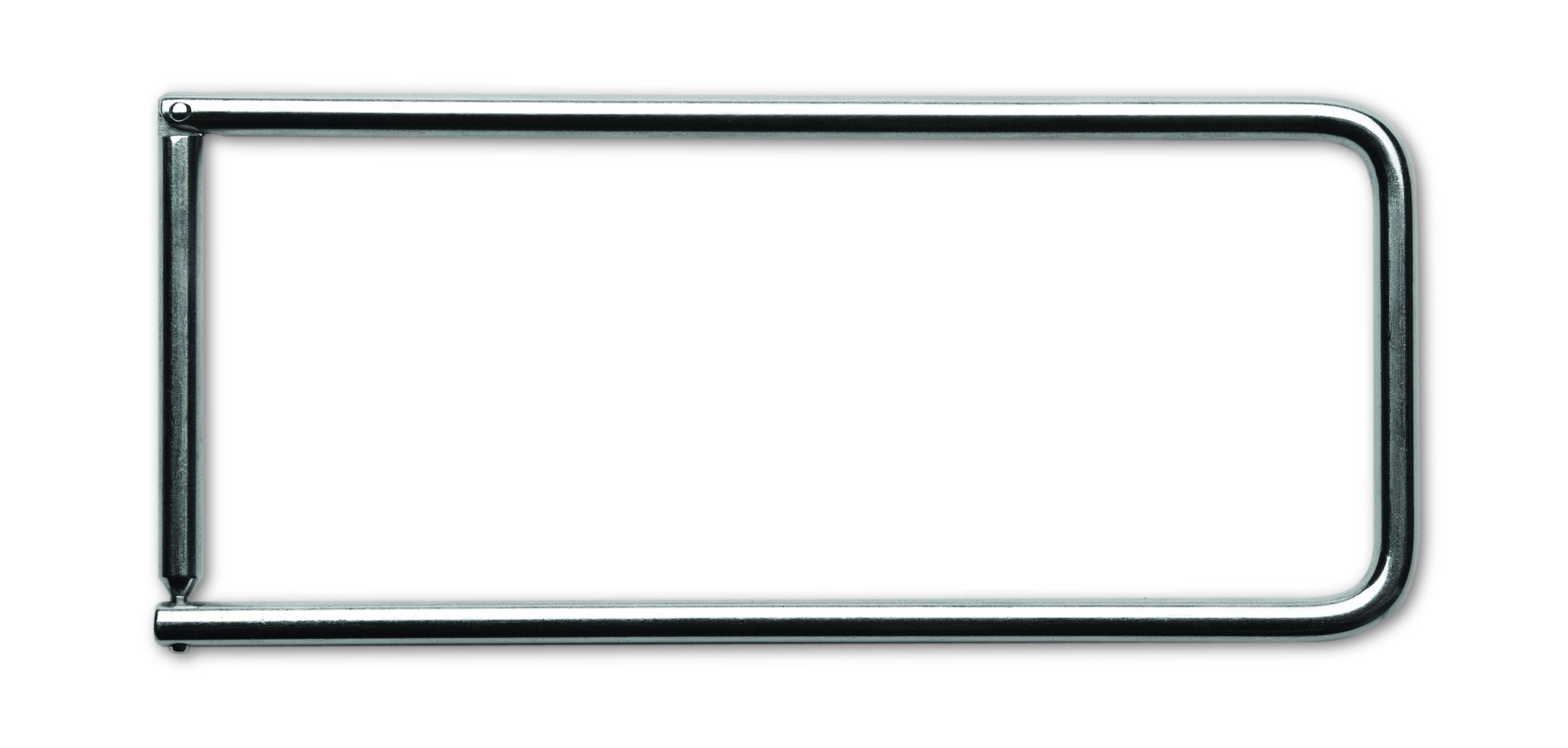 Key Surgical IS-32508 Instrument Stringer, Pull-To-Open, Stainless Steel, 8'' x 2.5''