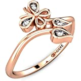 Candere By Kalyan Jewellers Gold and Diamond Ring for Women