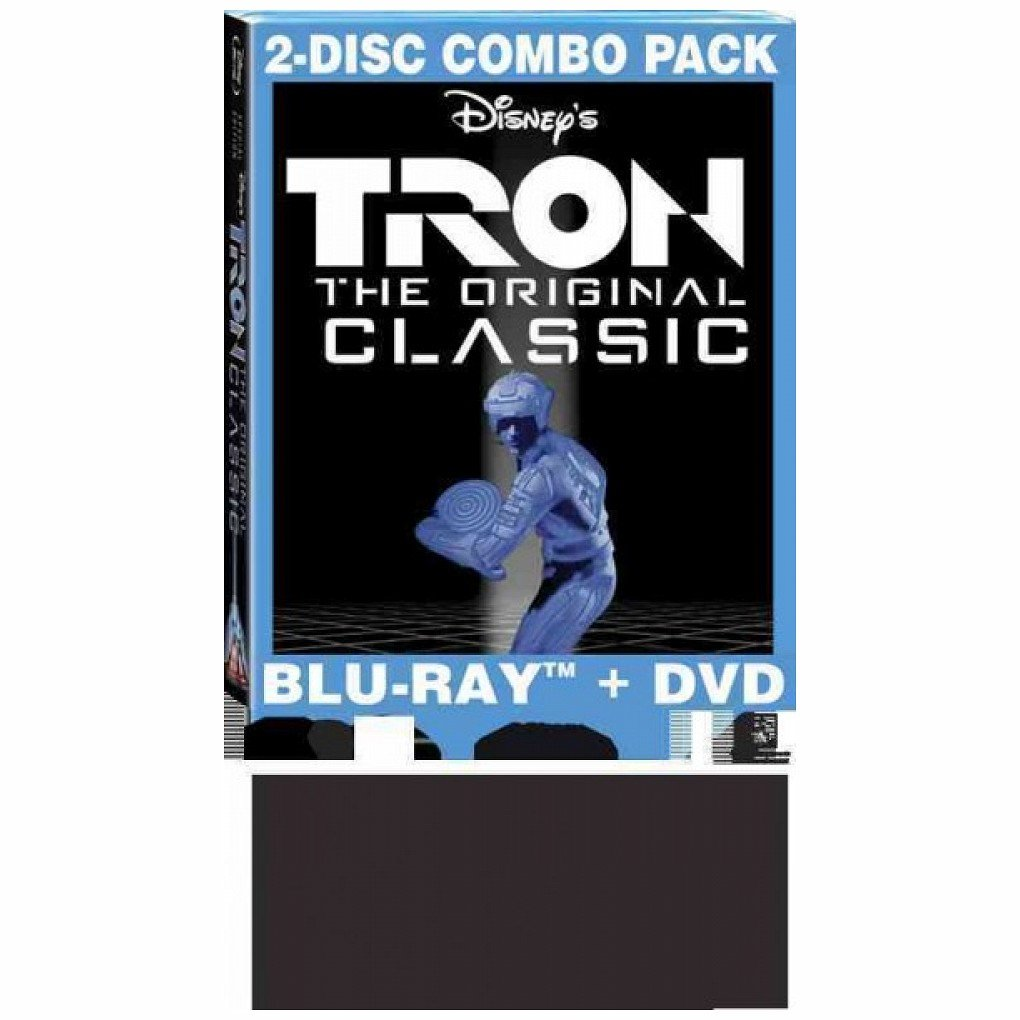 Blu-ray : Tron (With DVD, Special Edition, Widescreen, Subtitled, Dubbed)