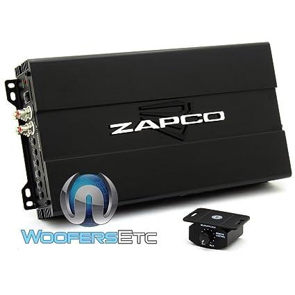 Zapco ST-1000XMII 1000 watt Mono Class D Amplifier