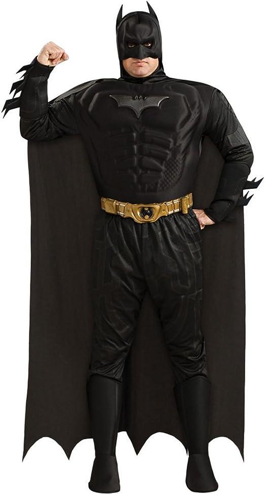 C272 - Disfraz de Batman de caballero oscuro, para hombres y ...