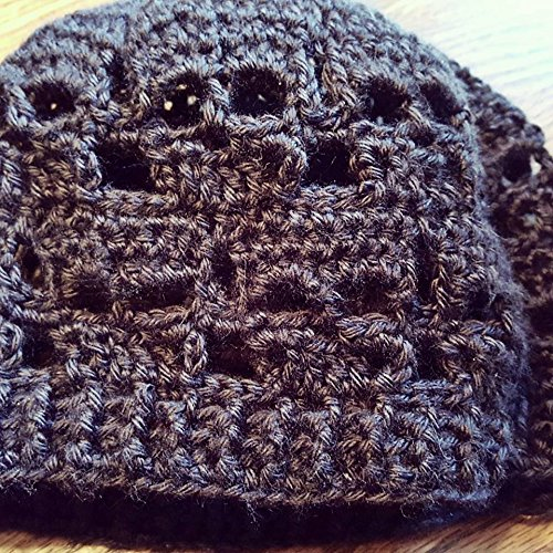 Amazoncom Crochet Skull Beanie Hat Child Toddler Adult