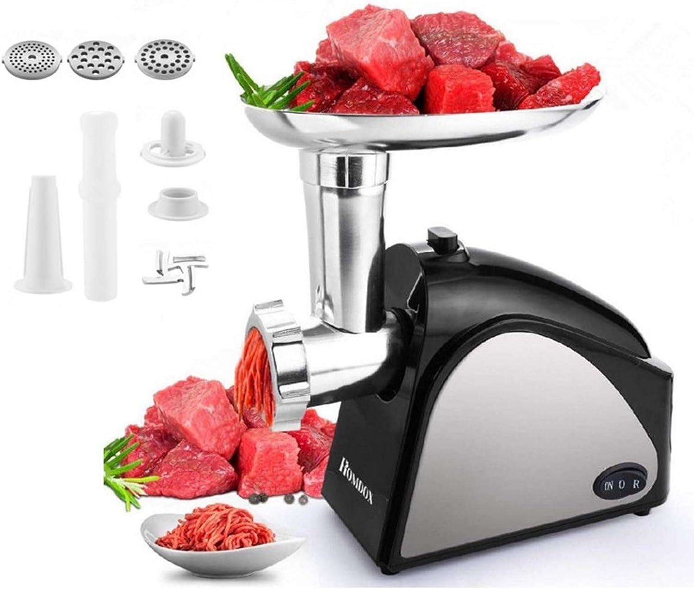 Electric Meat Grinder Sausage Stuffer Mincer Food Grinding Mincing Machine DHL