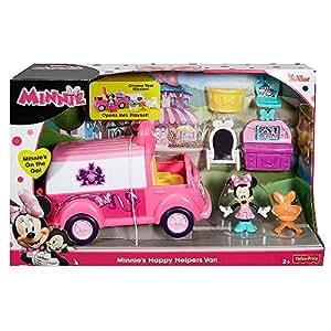 Disney Minnie Mouse's Happy Helpers Van Playset