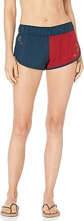 Hurley Women's Apparel Women's Supersuede Stars Beachrider Board Shorts