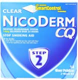 Nicoderm Clear Step2 14mg Size 14ct
