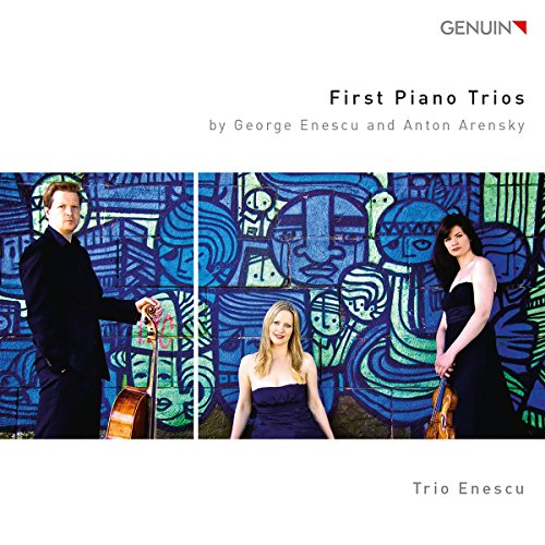 Price comparison product image Enescu & Arensky: First Piano Trios