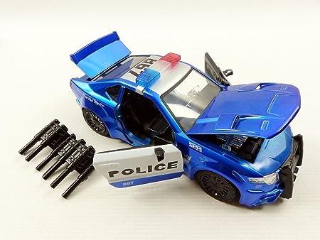 Jada Toys – Maqueta película Transformers 5 Barricade Police Car ...