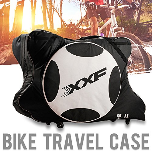 Muses Poem Road and Mountain Bike Travel Transport Bag Bicycle Carry Bag