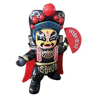 gaeruite Tradizionale Mini Cinese Opera Faccia cambiando Bambola Giocattoli, Creativo Sichuan Opera Figura Giocattolo per Regalo di Compleanno